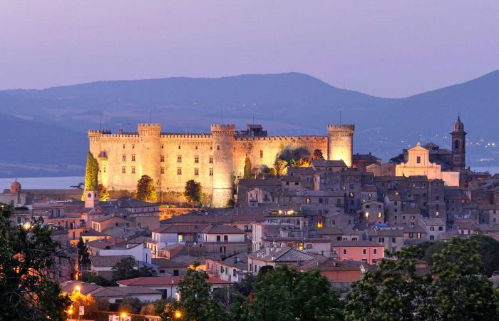 Bracciano Castle Half-Day Tour