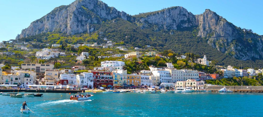 day trip from rome to capri