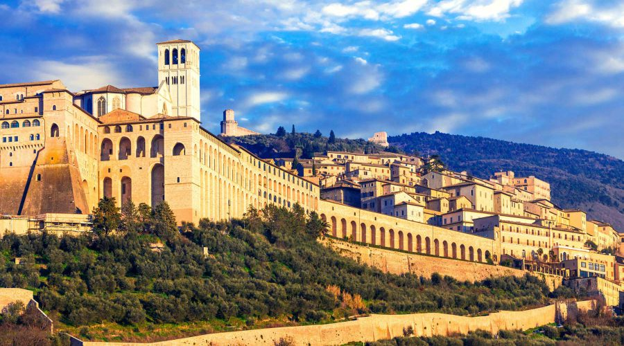 assisi day trip from rome 1