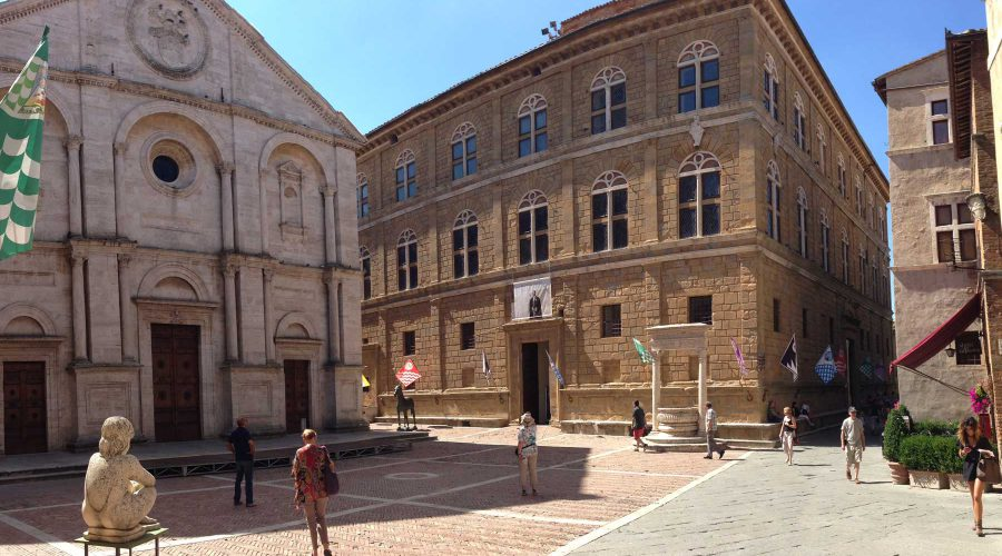 tour of pienza from rome